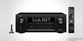 Ampli Denon AVR-X3400H tot loanghenhachay