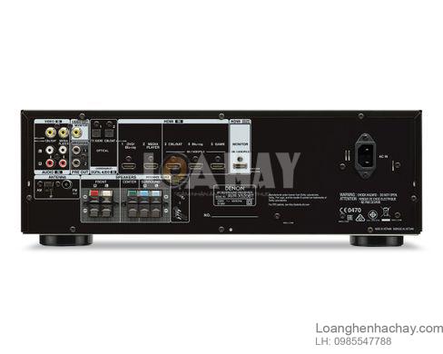 Ampli Denon AVR-X540BT hay loanghenhachay