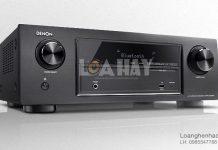 Ampli Denon AVR-X540BT tot loanghenhachay
