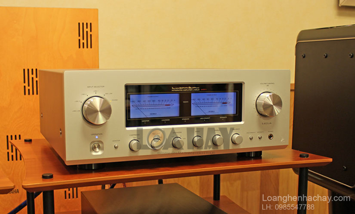 Ampli Luxman L-505UXII hay loanghenhachay