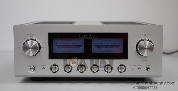 Ampli Luxman L-507UXII loanghenhachay