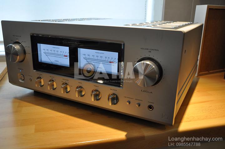 Ampli Luxman L-509X loanghenhachay
