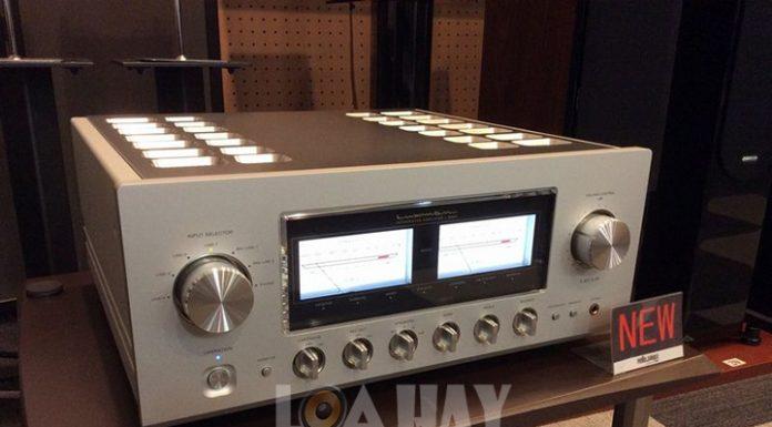 Ampli Luxman L-509X tot loanghenhachay