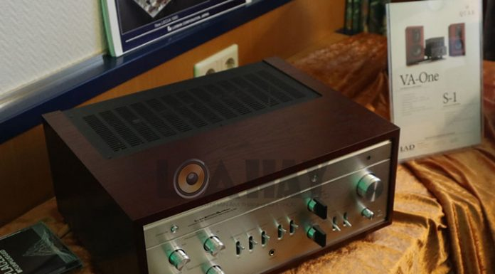 Ampli Luxman LX-380 chat loanghenhachay