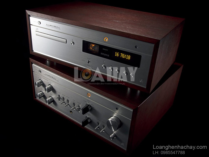 Ampli Luxman LX-380 hay loanghenhachay