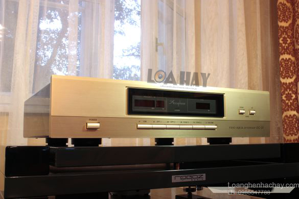 Bo giai ma Accuphase DC-37 chat luong loanghenhachay