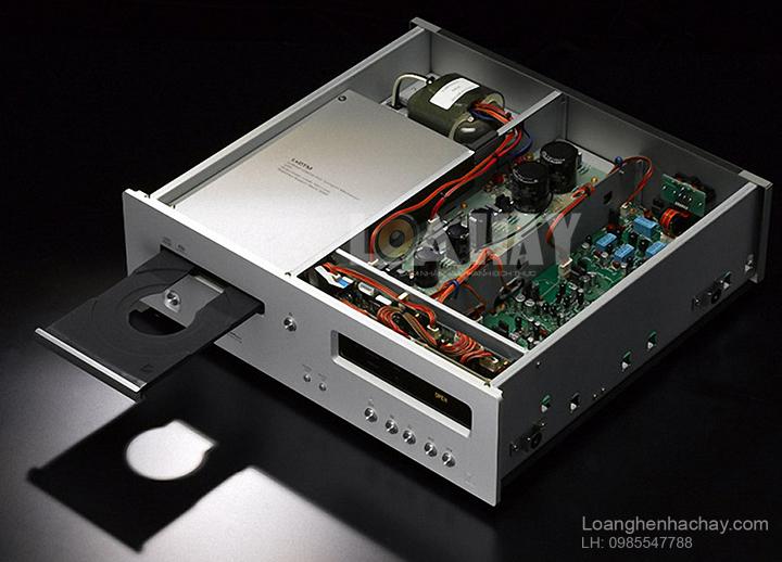 Dau SACD/CD Luxman D-05U ben trong loanghenhachay