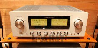 Dau SACD/CD Luxman D-05U tot loanghenhachay