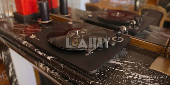 Dau dia than Elipson Alpha 100 RIAA BT tot loanghenhachay