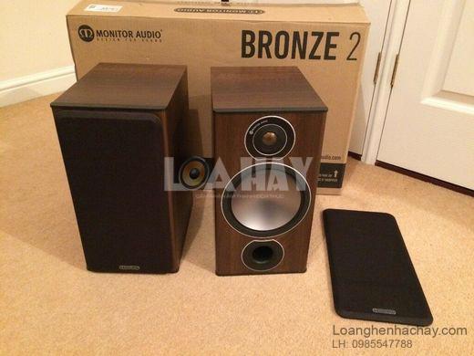 Loa Monitor Audio Bronze 2 chat loanghenhachay
