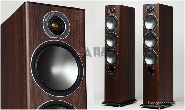 Loa Monitor Audio Bronze 6 chat loanghenhachay