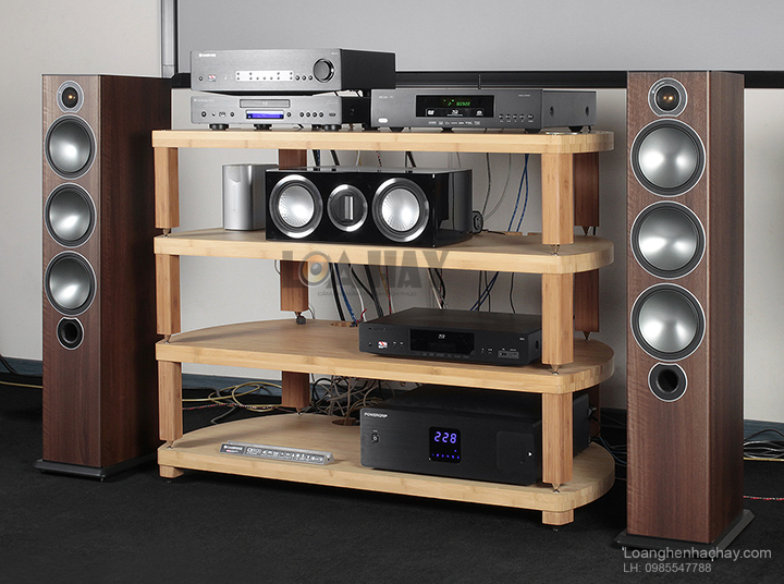 Loa Monitor Audio Bronze 6 dep loanghenhachay