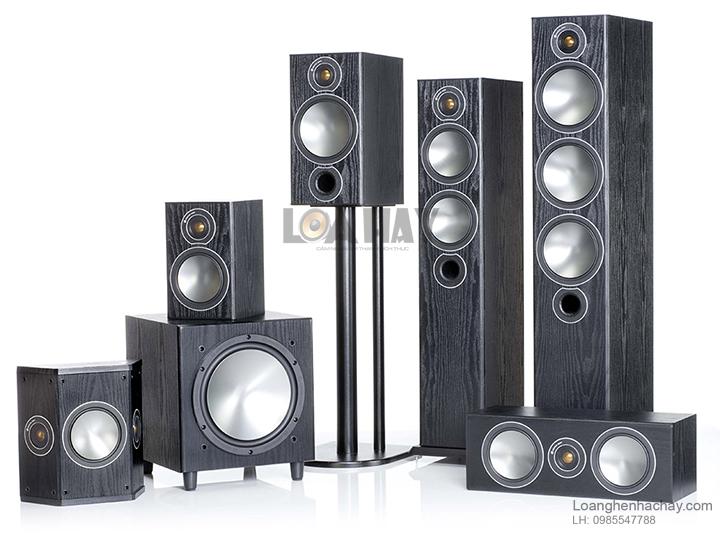Loa Monitor Audio Bronze 6 hay loanghenhachay