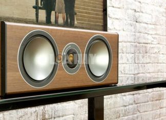 Loa Monitor Audio Bronze Centre chat loanghenhachay