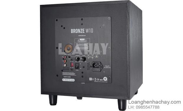 Loa Monitor Audio Bronze W10 mat sau loanghenhachay