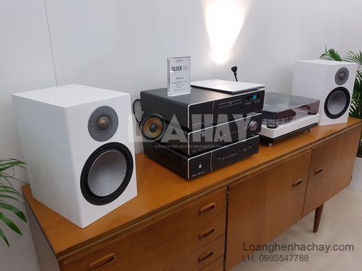 Loa Monitor Audio Silver 100 tot loanghenhachay
