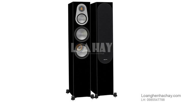 Loa Monitor Audio Silver 300 mau den loanghenhachay