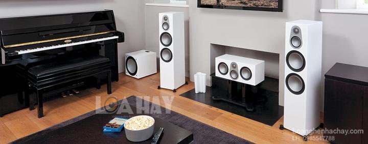 Loa Monitor Audio Silver 500 hay loanghenhachay