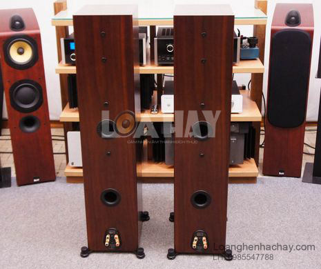 Loa Monitor Audio Silver 500 mat sau loanghenhachay
