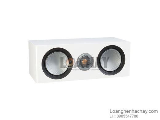 Loa Monitor Audio Silver C150 mau trang loanghenhachay