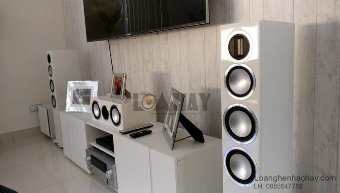 Loa Monitor Audio Silver C150 trong bo dan loanghenhachay