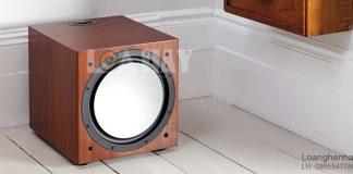 Loa Monitor Audio Silver W-12 hay loanghenhachay