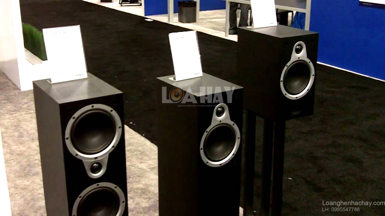 Loa Tannoy Eclipse Two tot loanghenhachay