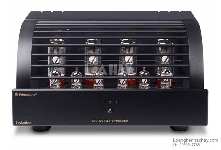 Power amp PrimaLuna EVO 400 tot loanghenhachay