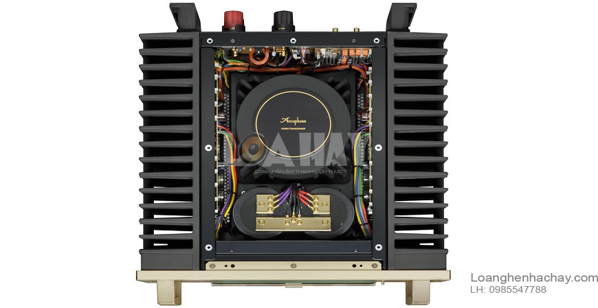 Power ampli Accuphase A-250 chat loanghenhachay