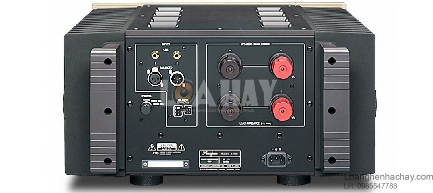 Power ampli Accuphase A-250 hay loanghenhachay