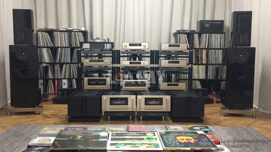 Power ampli Accuphase A-250 loanghenhachay