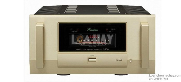 Power ampli Accuphase A-250 tot loanghenhachay