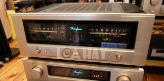 Power ampli Accuphase P-4200 hay loanghenhachay