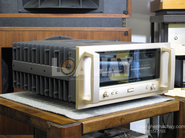 Power ampli Accuphase P-6100 hay loanghenhachay