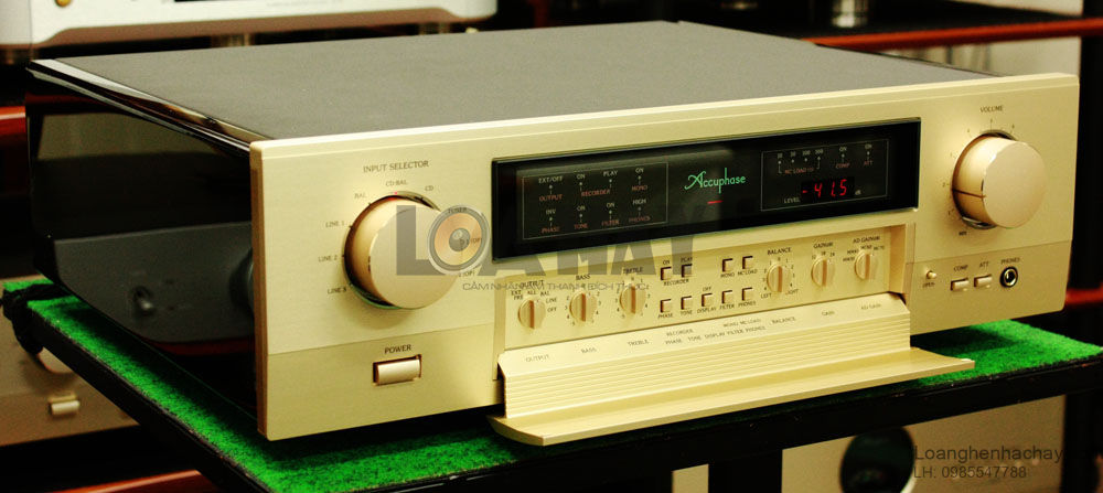 Pre ampli Accuphase C-2420 tot loanghenhachay