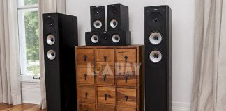 loa jamo s-526 loanghenhachay