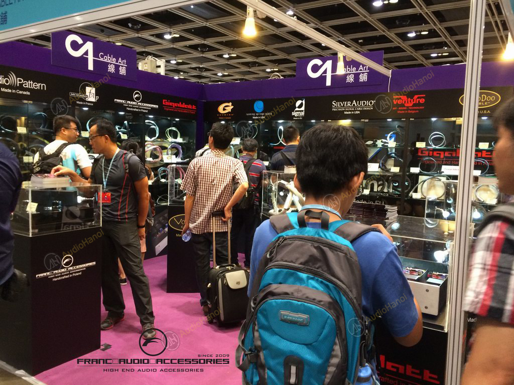 hong kong high end audio visual show