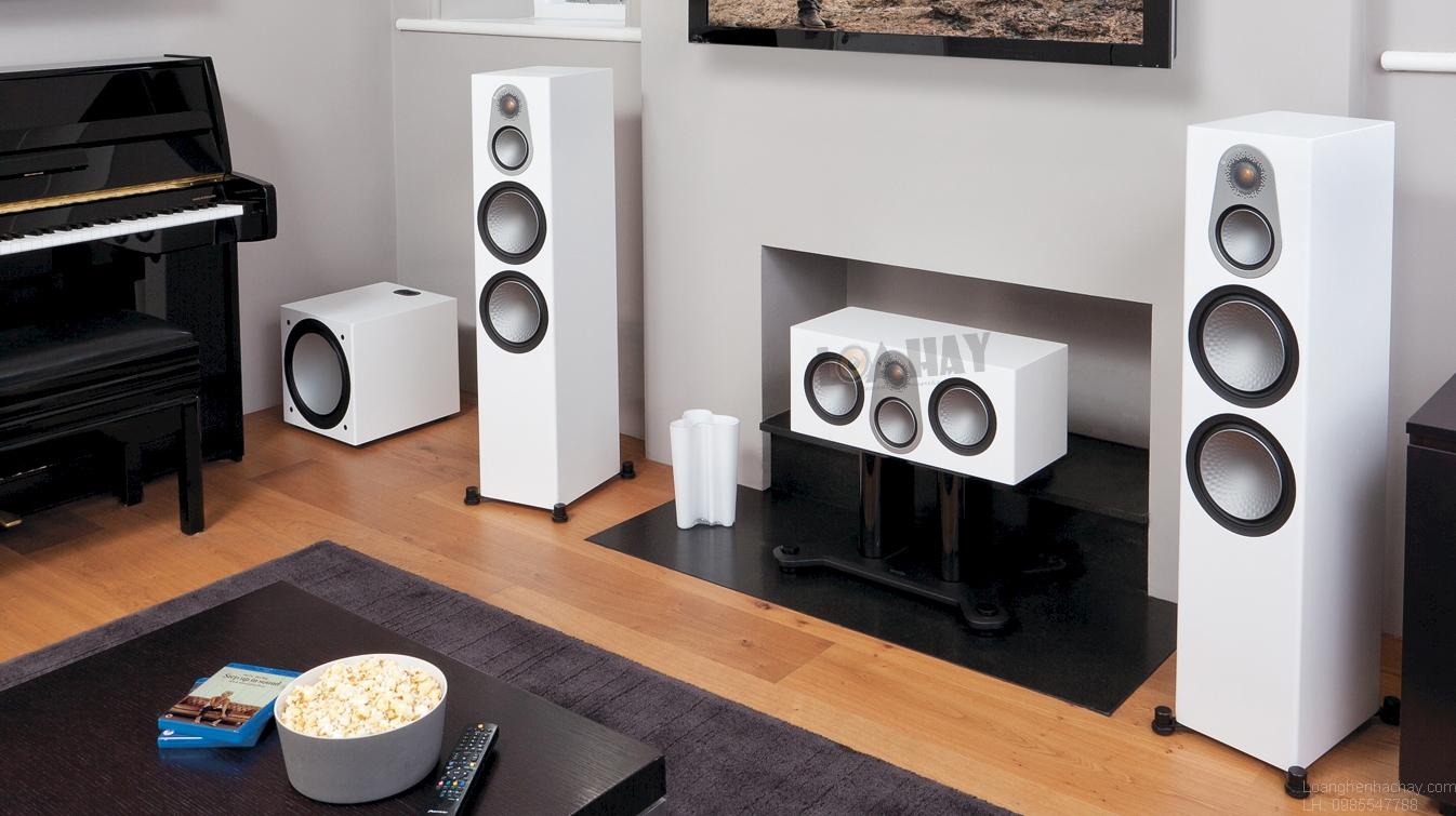 loa Monitor Audio Silver C350 dep