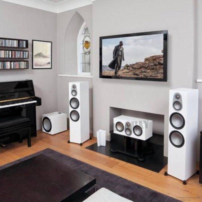 loa Monitor Audio Silver C350 hay