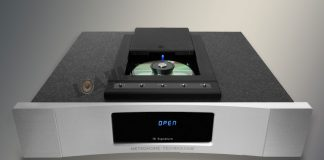 dau CD transport Metronome T6