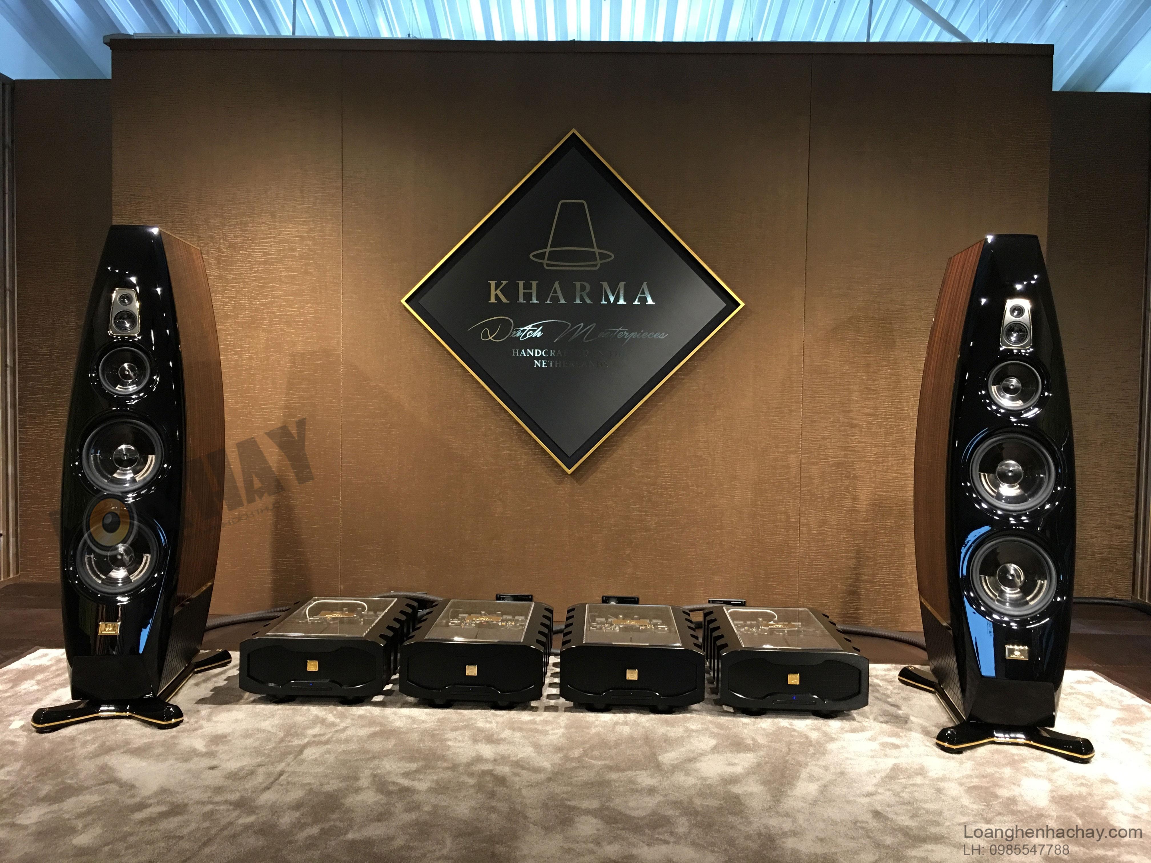 loa Kharma Enigma Veyron EV 4D dep