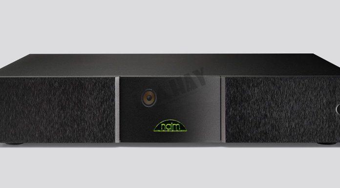 power ampli Naim NAP 250 DR mat truoc