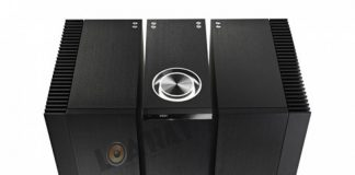 power ampli Naim NAP S1 black