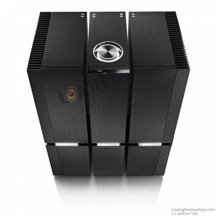 power ampli Naim NAP S1 black
