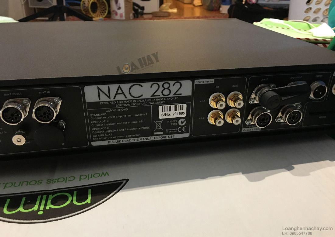 pre ampli Naim NAC 282 mat sau