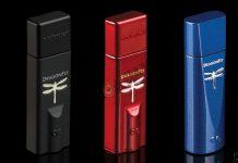 bo giai ma USB AudioQuest DragonFly cobalt