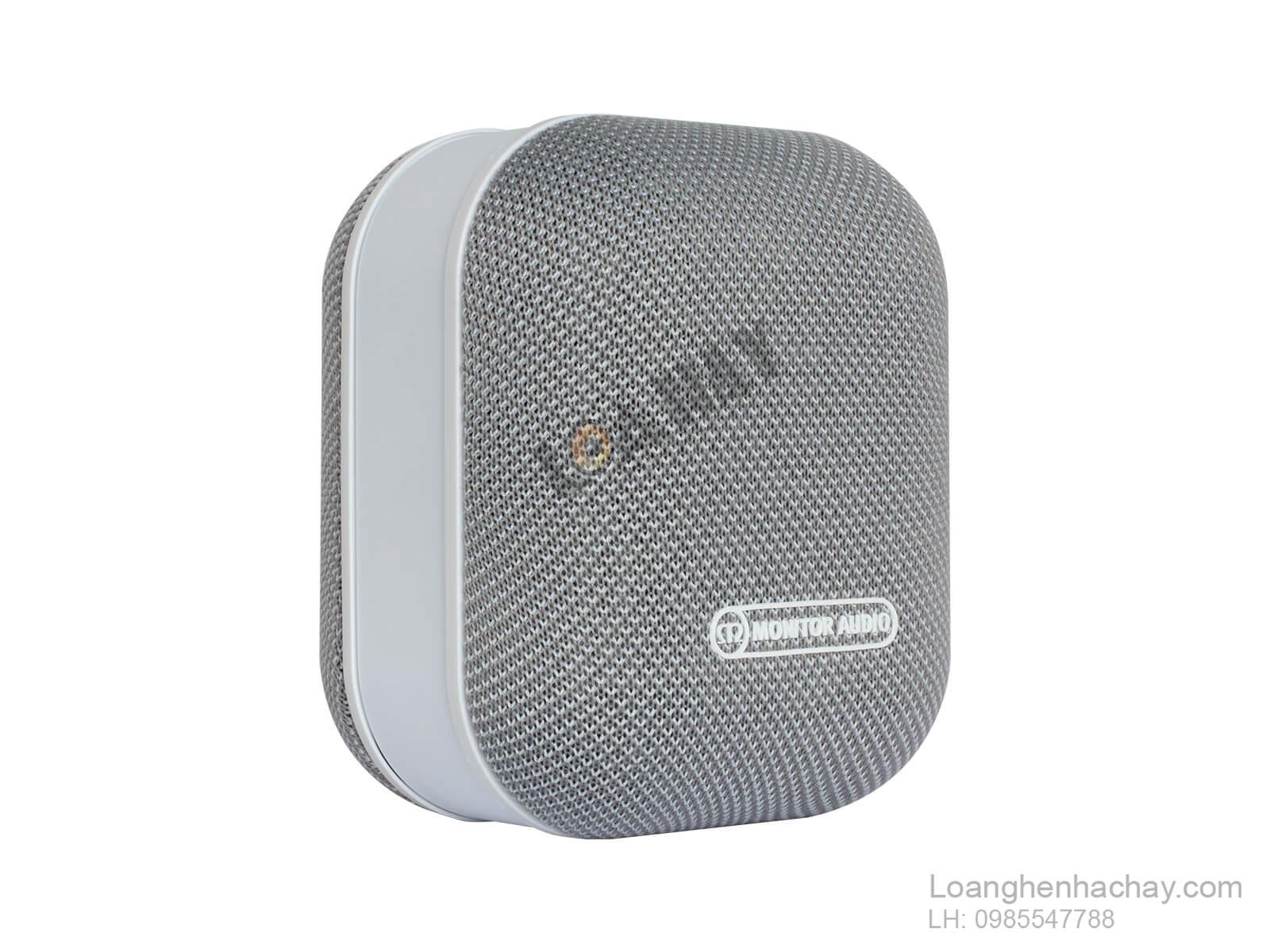 loa Monitor Audio MASS Satellite white