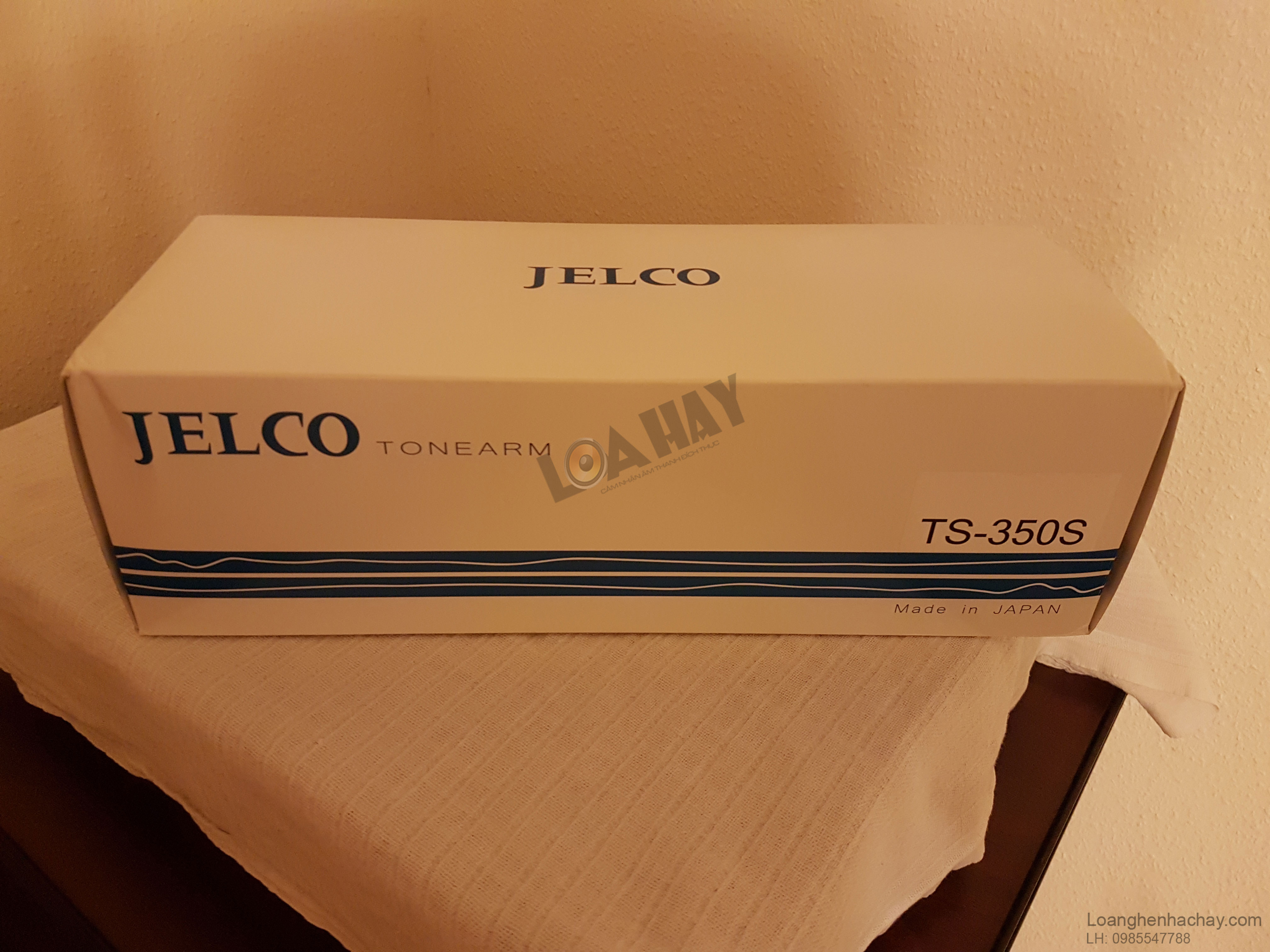 tay can jelco ts 350s hop