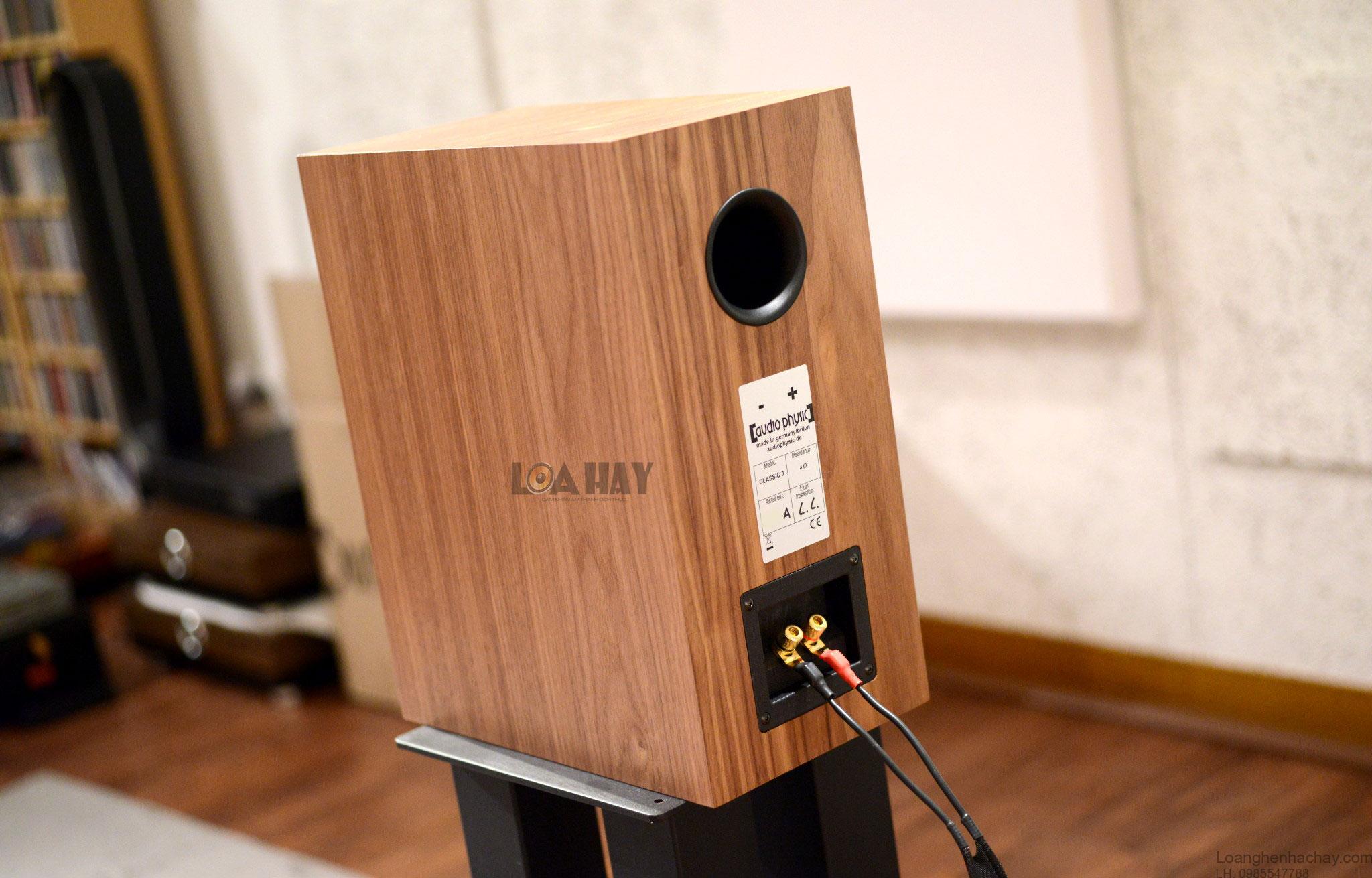 Loa Audio Physic Classic 3mat sau