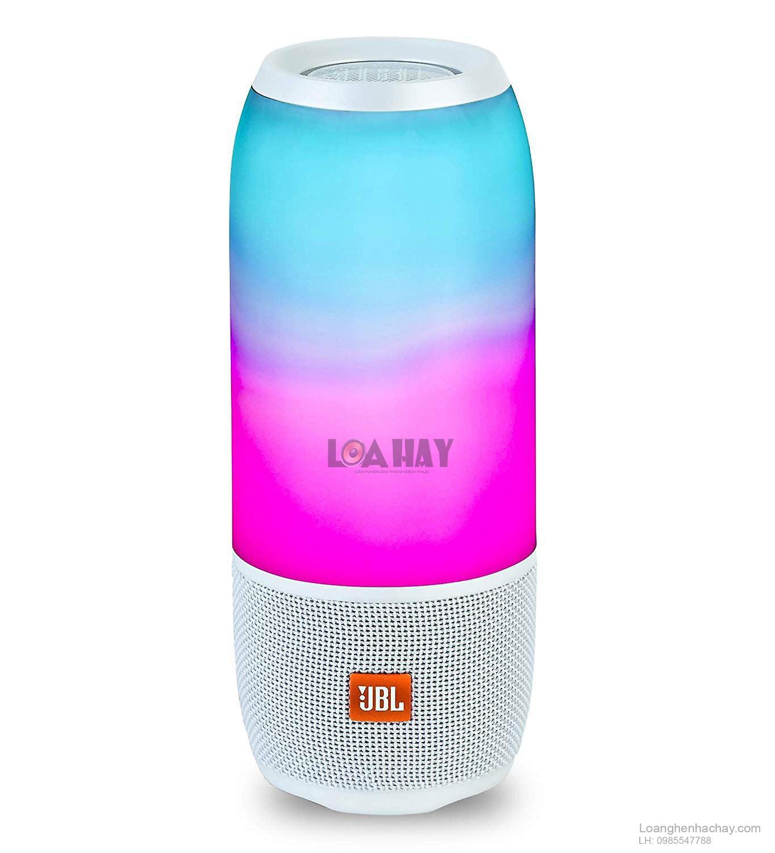 Loa JBL Pulse 3 white